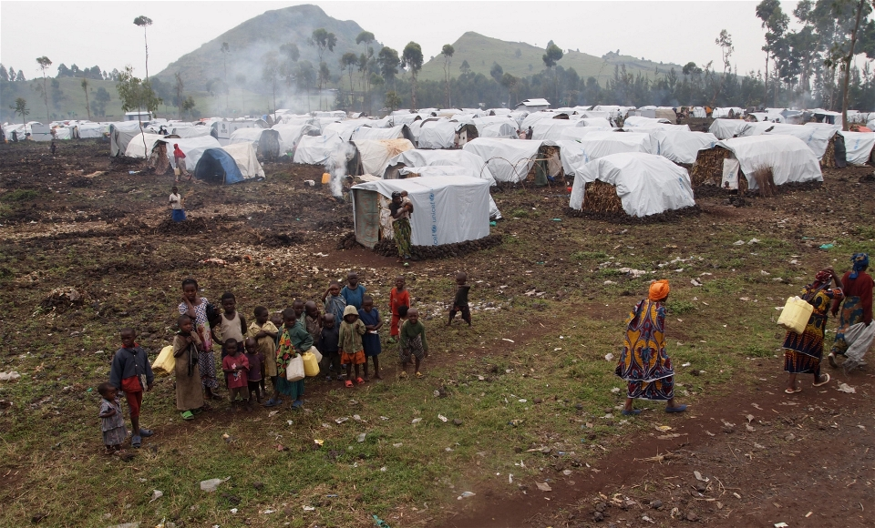 Global concerns as DR Congo IDP hits 4million