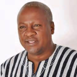ECOWAS – Mahama commends Liberians for peaceful polls