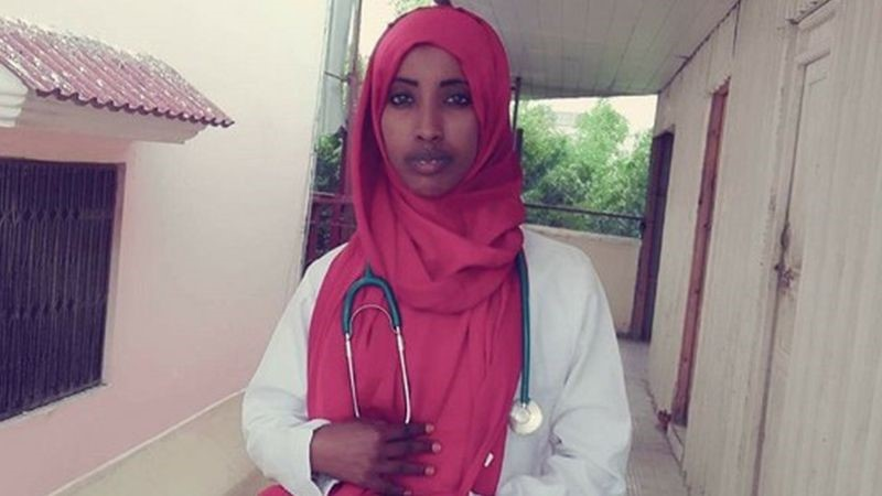 SOMALIA BLAST: MAN WITNESSES DAUGTHER'S BURIAL INSTEAD OF GRADUATION