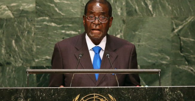 WHO's Head, Tedro Recants on Mugabe