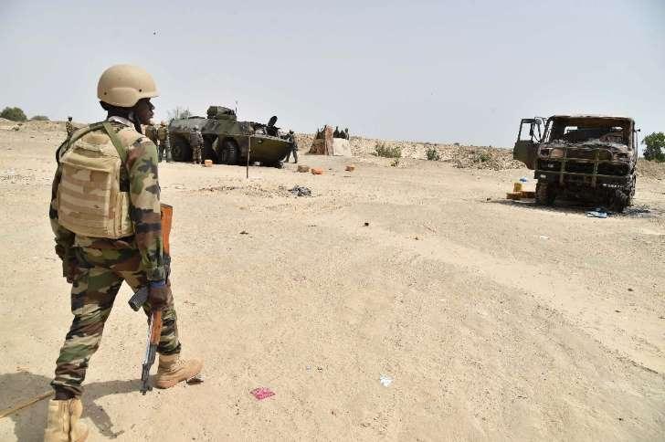 Suspected Jihadists Kill 12 Soldiers in Niger