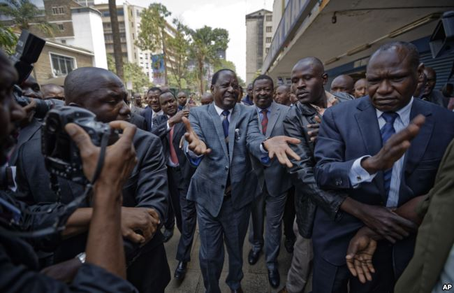 Why Kenyatta May Win Kenya Again