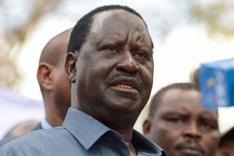 Odinga Suspends Protests After Crackdown