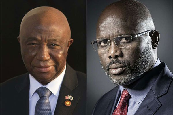 RUNOFF: ANXIETY, COMPLAINTS AS LIBERIA AWAITS NOV.7