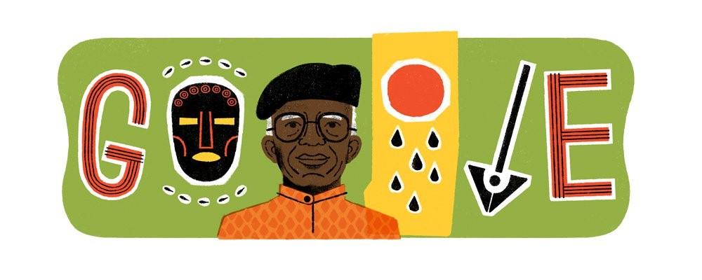 Google Celebrates Achebe, Africa's Literary Giant