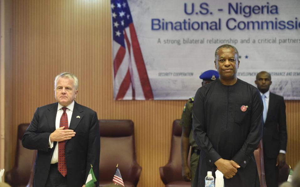 US Stakes $45.5 million to Refloat Nigerian Economy