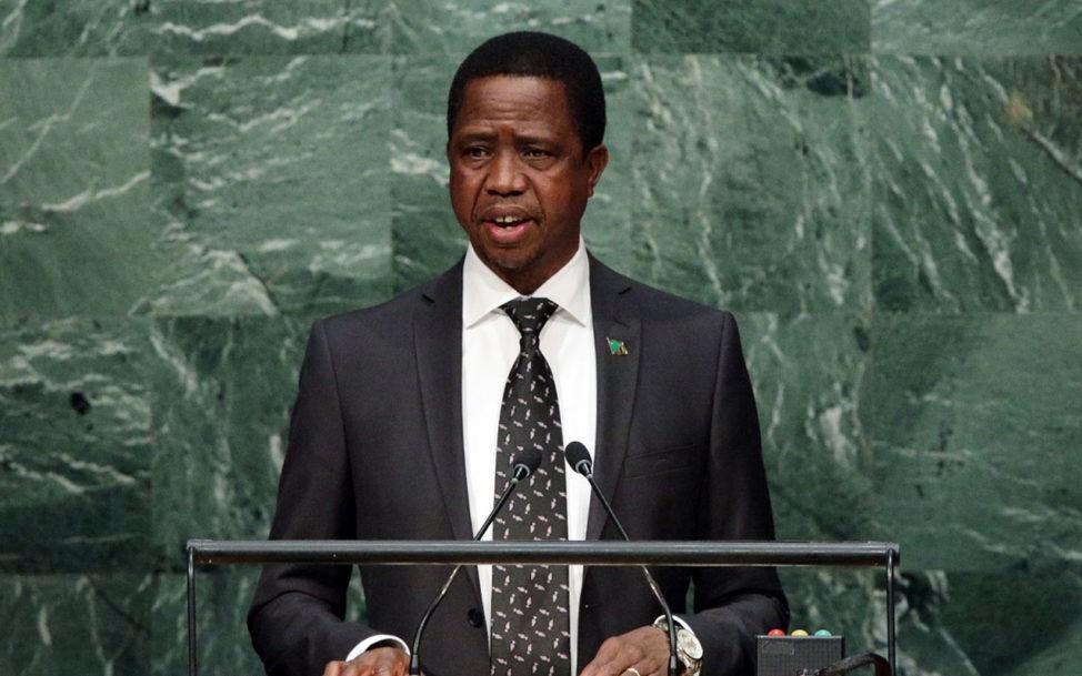 Zambian President, Lungu Eyes 'Third Term Bid'