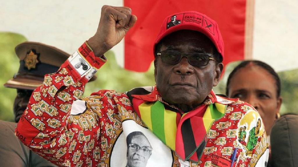 Zimbabwe Honours Mugabe, Declares Birthday Public Holiday