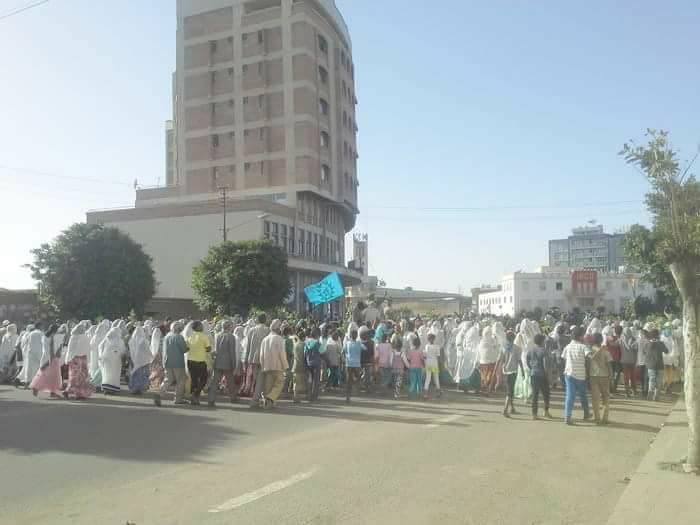 Uprising in Eritrea May End Afwerki 28-Year Rule
