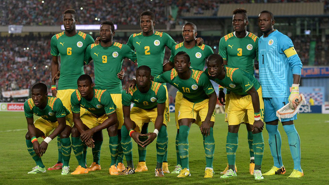 Africa Football: Senegal is First