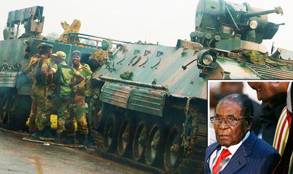 'Military Not Planning Takeover in Zimbabwe'