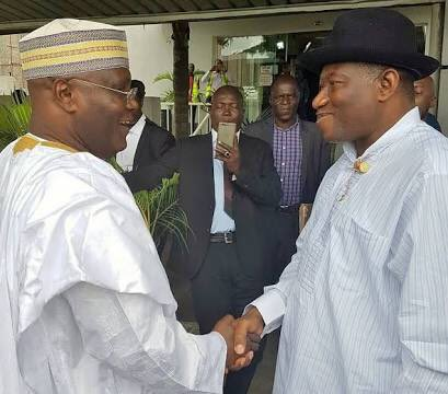 Jonathan, Face of Democracy in Africa, Says Atiku