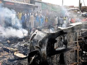 Nigeria: Mosque Bombing Leaves at least 50 Dead in North-East