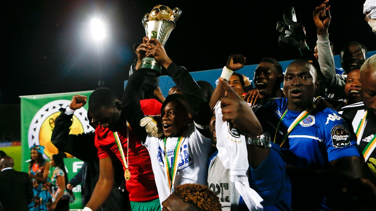 Congo's Mazembe Retains CAF Cup