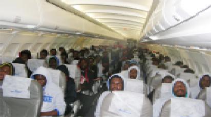 Nigeria Evacuates Citizens from Libya