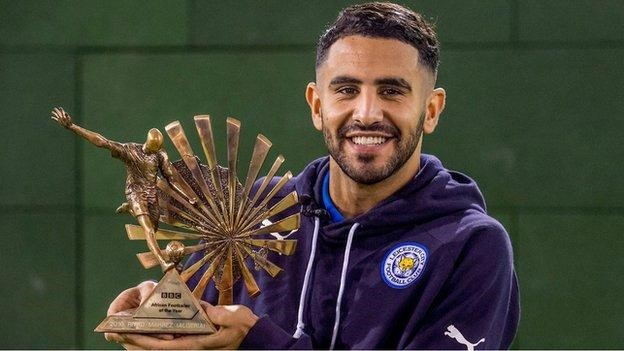 BBC Unveils African Footballer of the Year 2017, Saturday