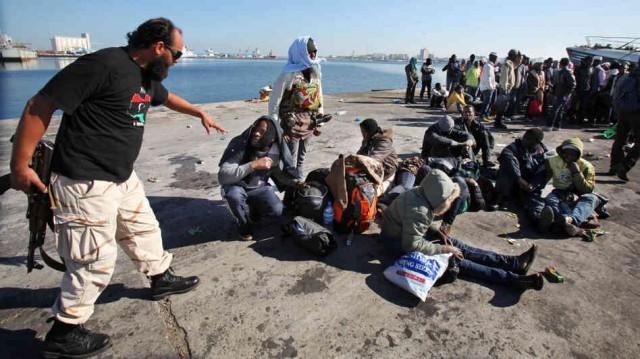Libya: Ghana, Nigeria Presidents Decry Slavery