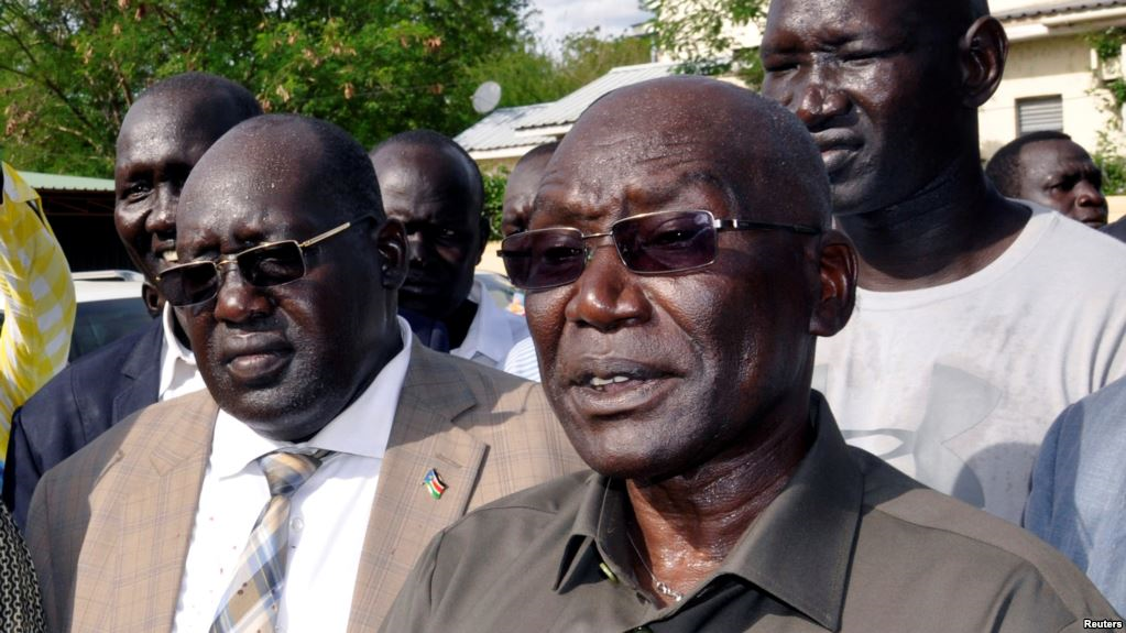 Malong Still Under House Arrest, Says South Sudan Govt.