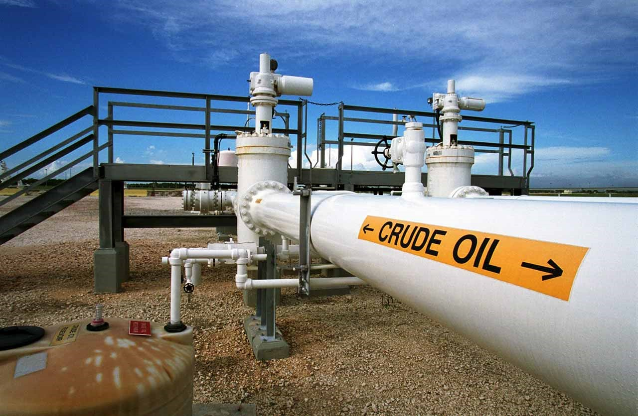 BLUE LIGHT ON OIL REVENUE PROGRESSES TO 2-YEAR HIGH