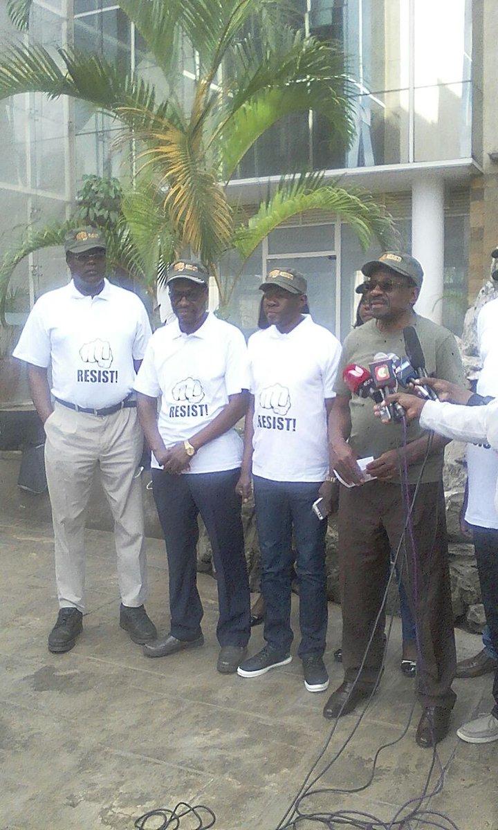 Kenya: Opposition Parties' Resistance Movement Gathering Steam