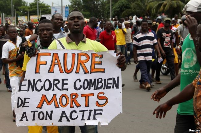 Togo: African Presidents Call for Caution as Pressure Persists