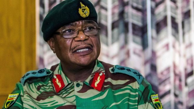 Army Threatens Intervention in Zimbabwe