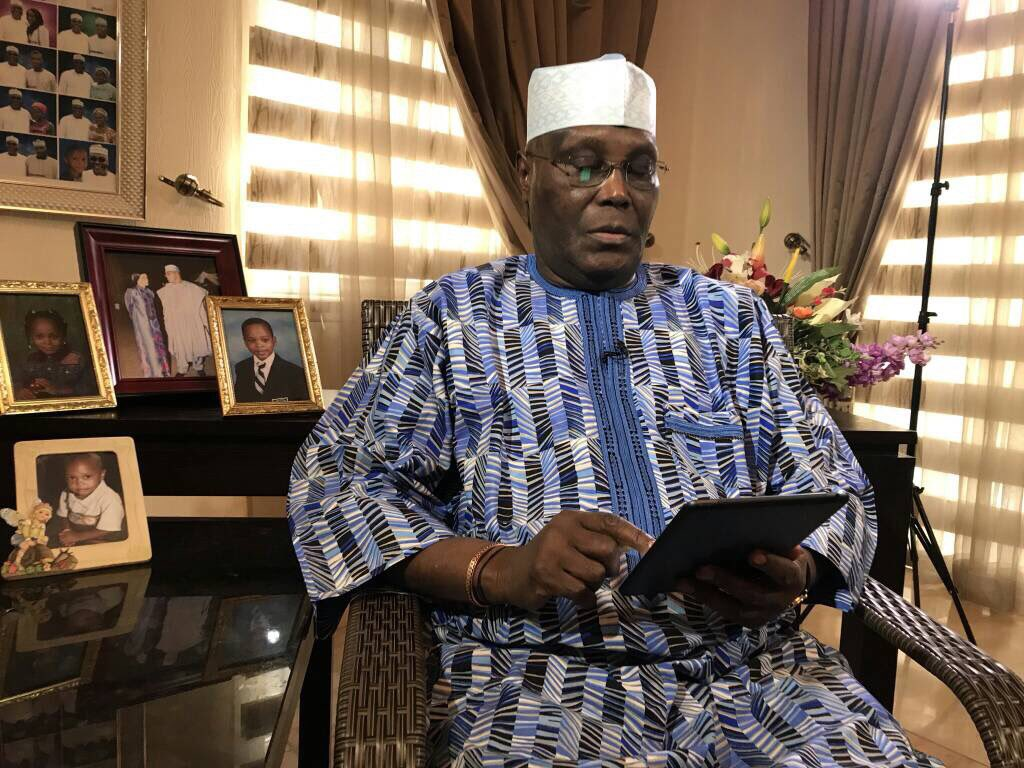 Atiku Formally Announces Intention to Return to PDP