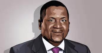 Dangote has committed Over $4b USD to Nigeria's Food Production-Bloomberg