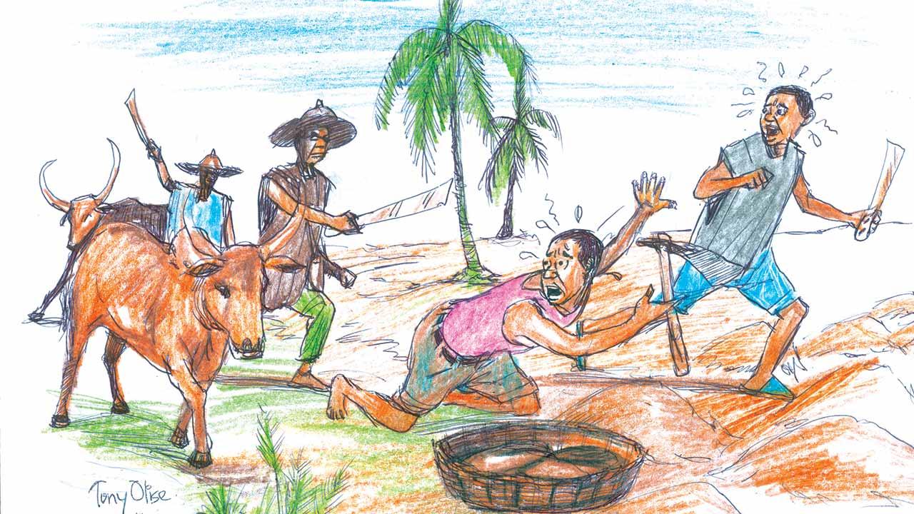 Guarded Killings in Adamawa, North Nigeria