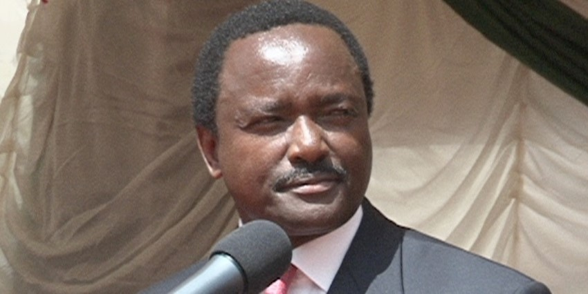 Odinga's man, Kalonzo demands dialogue for peace in Kenya