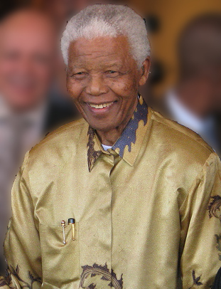 Remembering Madiba, Nelson Rolihlahla Mandela  (18 July 1918 to 5 De 2013)