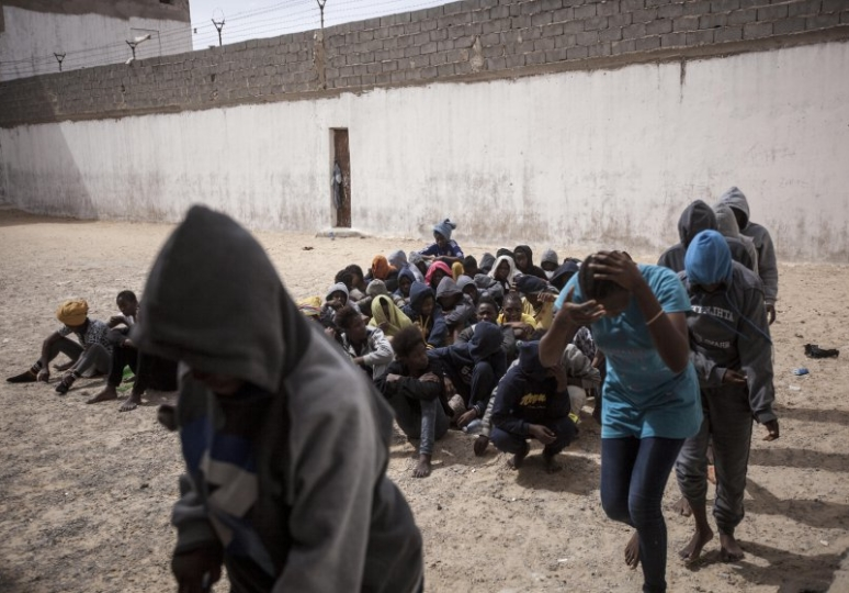 UN Orders Probe of Migrants' Slavery in Libya, Says it May Be Crime Against Humanity