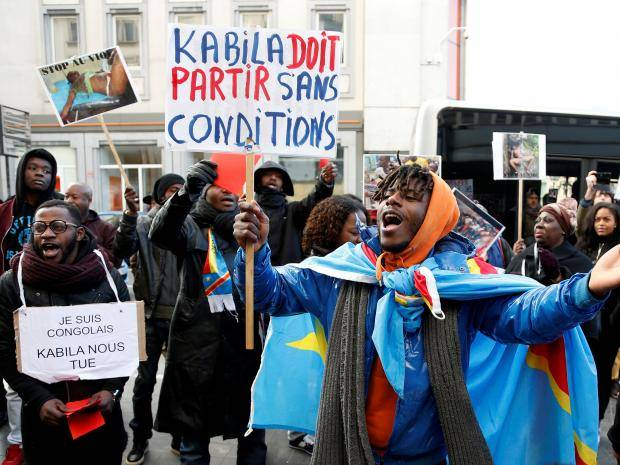 Kabila Grapples with Odds of the People