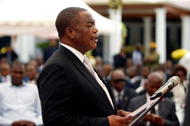 Former army boss Chiwenga sworn in as Zimbabwe Vice President