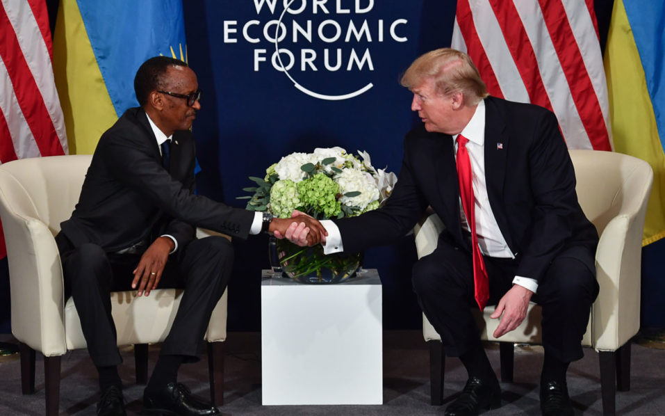 US President, Trump sends 'warmest regards' to Africa after 'shithole' row