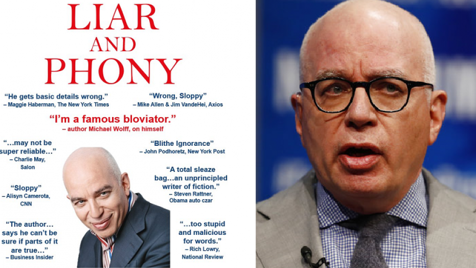 FIRE and FURY: Controversy Trails Wolff's Claims About Trump in New Book