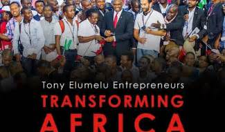 'Tony Elumelu Foundation has empowered 3000 African youths'