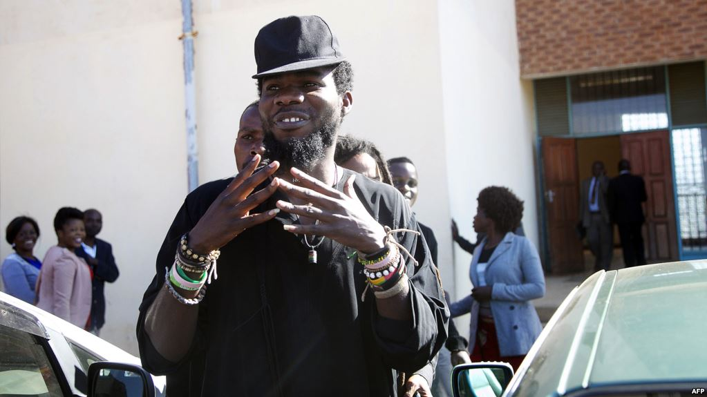 How 'rat' track sends Zambian Hip-Hop Artist, Fumba, on Exile