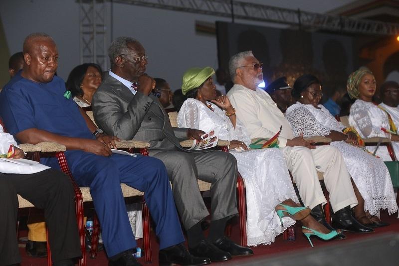 Problem of Ghana Remains Extreme Political Partisanship, Says Mahama