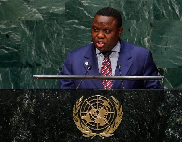 Harry Kalaba resigns over Corruption in Zambia