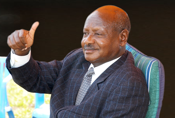Museveni signs Age limit bill into law