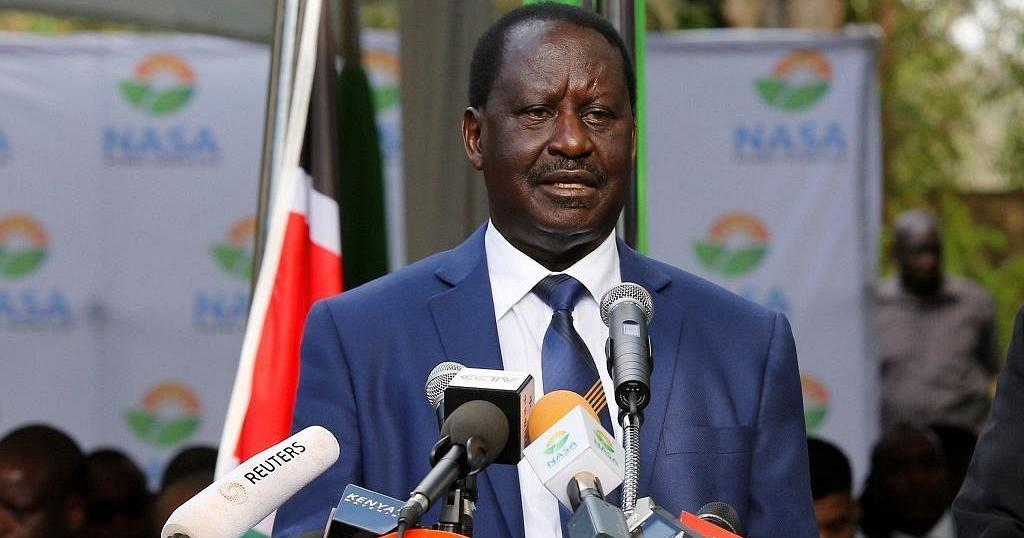 Kenya Violence: US, Others Urge Odinga to Recognise Kenyatta as President