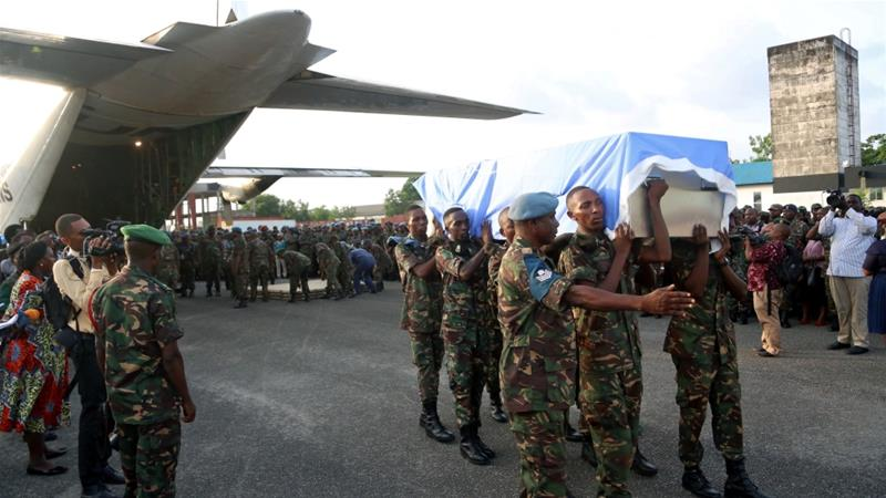 Killing of 15 UN Peacekeepers in DRC to be investigated—Guterres