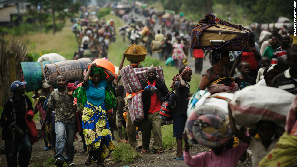 UN calls for action as thousands flee DR Congo amid fresh surge of violence
