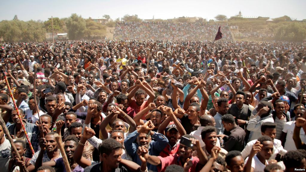 More 1,500 prisoners released in Ethiopia to ease political tension