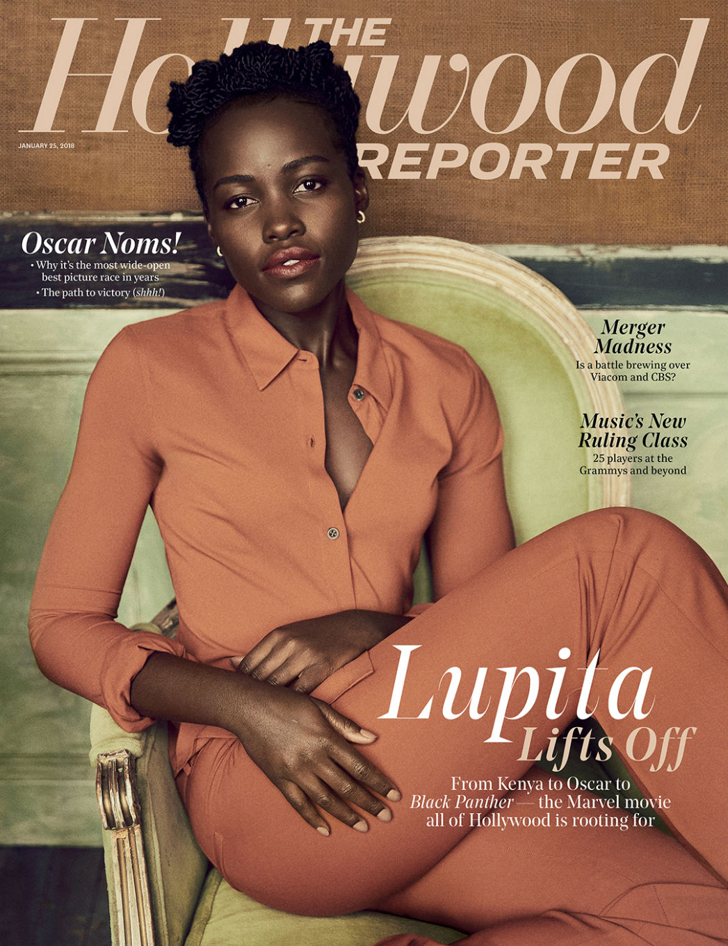 Celebrating Lupita Nyong'o: Marvel's 'Black Panther'