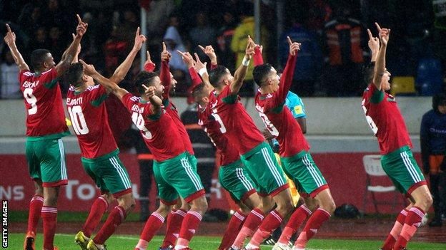 Morocco Beats Nigeria, Lifts 2018 CHAN Title