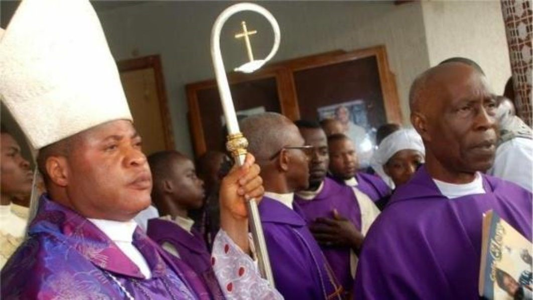 Ahiara: Catholic Bishop, Embattled Okpaleke Resigns