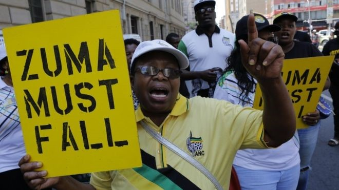 Zuma may face Parliament Confidence Vote as last resort as ANC wants him resign