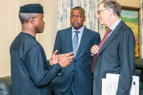 Bill Gates' verdict on Nigeria is reason to vote out Buhari, says PDP